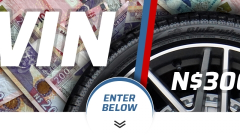 WIN N$3000 in CASH and vouchers with Cars.com.na!