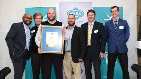 Suzuki South Africa rakes in another Gold Award
