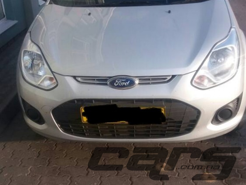 2015 FORD Ford Figo - Hatchback