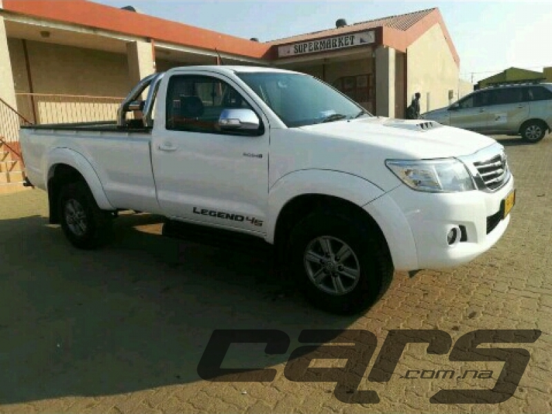 2014 TOYOTA Hilux 3.0 D-4D Raider RB Dsl PU MY09 - Single Cab Pick-Up