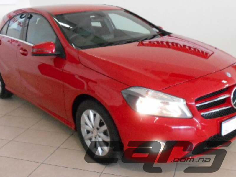 2015 MERCEDES A200 BlueEFFICIENCY 5-dr MY13 - Hatch (5-dr)
