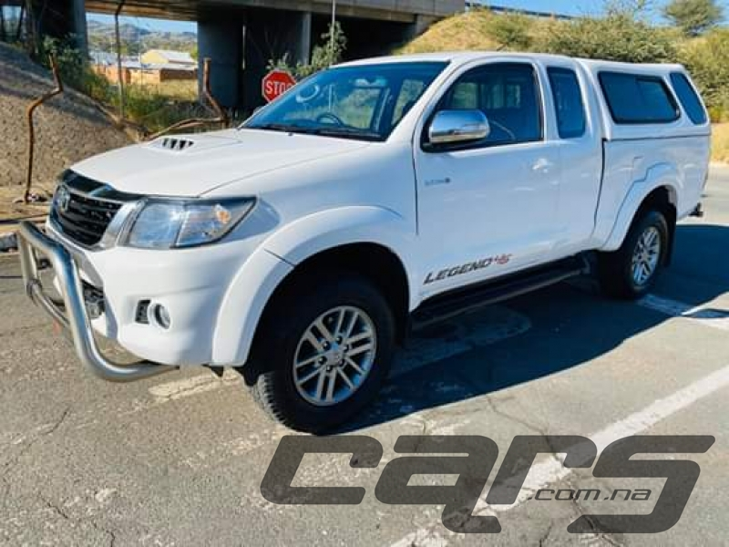 2015 TOYOTA Hilux Legend45 3.0 D-4D 4x4 Dsl PU - Single Cab Pick-Up