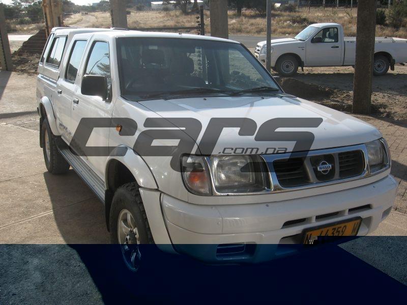2001 Nissan Hardbody 3.0 V6 D/C 4x4 1l | Cars.com.na