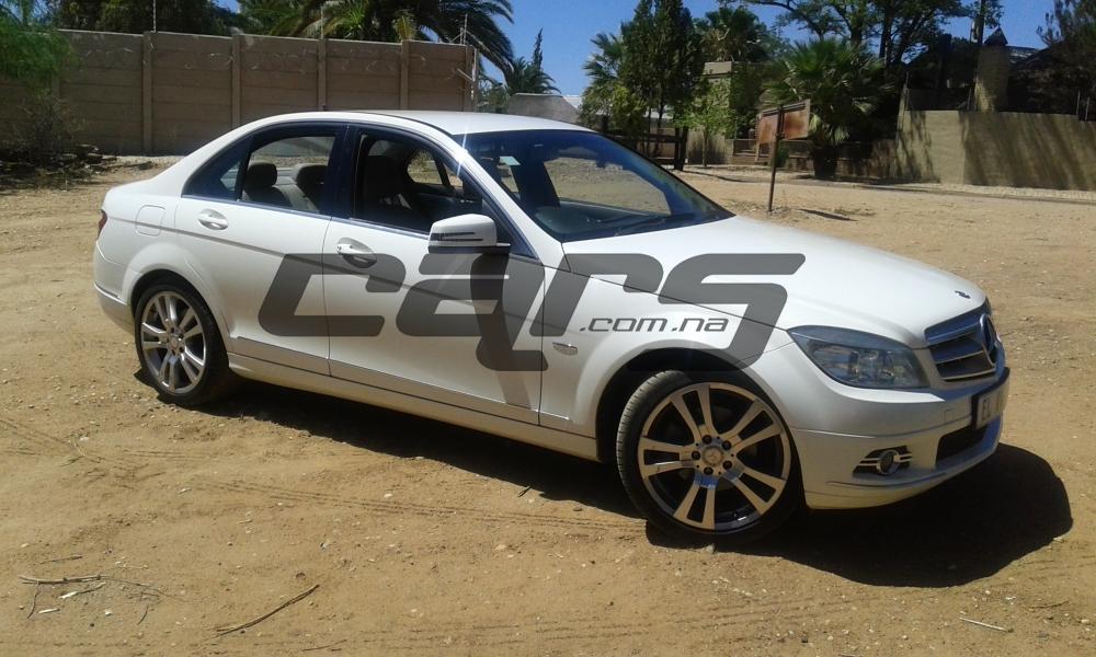 2011 Mercedes-benz C 200 2l | Cars.com.na