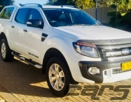 2015 FORD Ranger 3.2 TD Wildtrak D-Cab Dsl PU MY13 AT - Double Cab Pick-Up