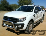 2015 FORD Ranger 3.2TDCI XLT D-Cab 4x4 Dsl PU MY15 AT - Double Cab Pick-Up