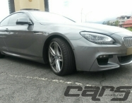 2014 BMW 650i Coupe 8-sp AT - Coupe