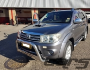 2009 TOYOTA Fortuner 3.0 D-4D 4x4 Dsl Heritage Edition AT - SUV
