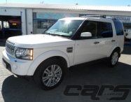 2009 LAND ROVER Discovery 4 3.0 TDV6 HSE 4x4 Dsl AT - SUV