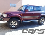 1993 Toyota Land Cruiser VX Limited Edition 80 Series 4.2l [used]