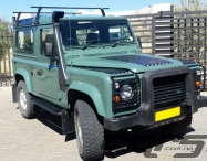 2000 LAND ROVER Defender 90 County SW 2.5 TD5 4x4 Dsl - SUV
