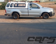 2011 TOYOTA Hilux 2.0 VVT-I AC PU MY16 - Single Cab Pick-Up