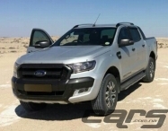 2016 FORD Ranger 3.2TDCI Wildtrak D-Cab 4x4 Dsl PU MY15 AT - Double Cab Pick-Up