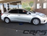 2014 TOYOTA Corolla 1.3 Esteem MY14 - Sedan