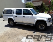 1999 TOYOTA Hilux 3000 Raider D-Cab LWB Dsl PU - Double Cab Pick-Up