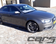 2015 AUDI A4 2.0 TDI SE Dsl 130kW Multitronic - Sedan