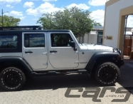 2009 JEEP Wrangler Unlimited 3.8 Rubicon 4x4 AT - SUV