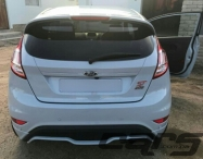 2017 FORD Fiesta 1.6 ST 200 3-dr MY17 - Hatch (3-dr)