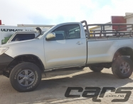 2014 TOYOTA Hilux 3.0 D-4D RB Raider Dsl PU MY10 - Single Cab Pick-Up