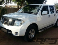 2010 NISSAN Navara 2.5 DCi D-Cab Dsl PU MY07 - Double Cab Pick-Up