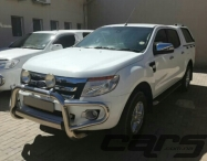 2013 FORD Ranger 3.2 TD XLT Hi-Rider D-Cab Dsl PU MY11 AT - Double Cab Pick-Up