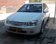 2005 KIA Cerato 1.6 EX MY13 - Sedan