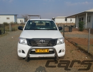 2015 TOYOTA Hilux 2.0 VVT-i PU MY08 - Single Cab Pick-Up