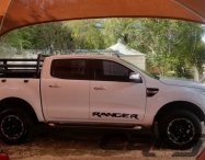 2013 FORD Ranger 3.2TDCI XLT D-Cab 4x4 Dsl PU MY15 AT - Double Cab Pick-Up