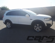 2013 CHEVROLET Captiva 2.4 LT 5-dr MY11.5 AT - SUV