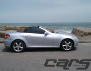 2004 MERCEDES SLK 200 K Roadster AT - Cabriolet