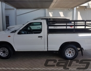 2012 NISSAN NP300 Hardbody 2.0 Base LWB PU MY13 - Single Cab Pick-Up