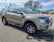 2014 FORD Ranger 3.2 TDCi XLT D-Cab 4x4 Dsl PU AT MY17 - Double Cab Pick-Up