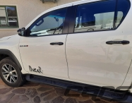 2018 TOYOTA Hilux 3.0 D-4D 4x4 Dakar D-Cab Dsl PU MY13 - Double Cab Pick-Up