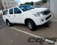 2013 TOYOTA Hilux 2.5 SRX D-4D D-Cab 4x4 Dsl PU MY05 - Double Cab Pick-Up