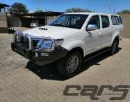 2015 TOYOTA Hilux Legend45 3.0 D-4D Raider 4x4 D-Cab Dsl PU MY14.5 - Double Cab Pick-Up