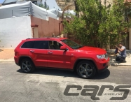 2011 JEEP Grand Cherokee 5.7 Hemi Overland 4x4 8-sp AT MY14 - SUV