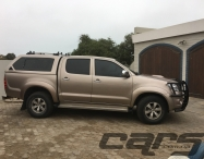 2010 TOYOTA Hilux 3.0 D-4D Raider 4x4 D-Cab Dsl PU MY05 - Double Cab Pick-Up