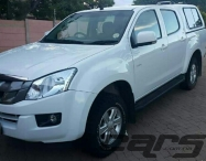 2015 ISUZU KB250 DTEQ D-Cab LE 4x4 Dsl PU MY07 - Double Cab Pick-Up