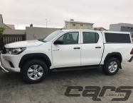 2016 TOYOTA Hilux 2.4 GD-6 SRX 4x4 D-Cab Dsl PU MY16 - Double Cab Pick-Up