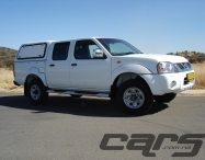 2011 NISSAN NP300 - Double Cab Pick-Up