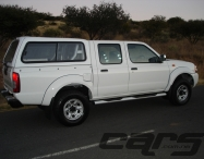 2012 NISSAN NP300 Hardbody 2.4 Hi-Rider D-Cab 4x4 PU MY11 - Double Cab Pick-Up