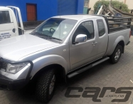 2013 NISSAN Navara 2.5 DCi XE 4x4 King Cab Dsl PU - Extended Cab Pick-Up
