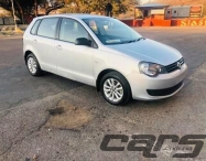 2013 VOLKSWAGEN Polo Vivo 1.4 Base 5-dr - Hatch (5-dr)