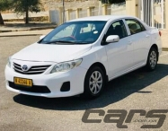 2012 TOYOTA Corolla 1.6 Advanced Leather - Sedan