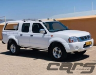 2009 NISSAN Hardbody 2400i D-Cab 4x4 PU - Double Cab Pick-Up