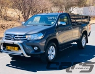 2018 TOYOTA Hilux 2.4 GD-6 RB SRX Dsl PU MY16 - Single Cab Pick-Up