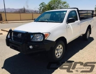 2008 TOYOTA Hilux 2.5 D-4D 4x4 SRX Dsl PU MY10 - Single Cab Pick-Up