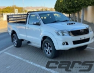 2014 TOYOTA Hilux Legend45 3.0 D-4D Raider 4x4 Dsl PU MY14.5 - Single Cab Pick-Up