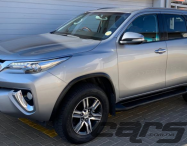 2016 TOYOTA Fortuner 2.8 GD-6 RB Dsl AT - SUV