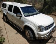 2007 ISUZU KB300 LX D-Cab Dsl PU MY13 - Double Cab Pick-Up